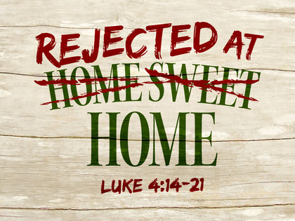 Rejected at Home